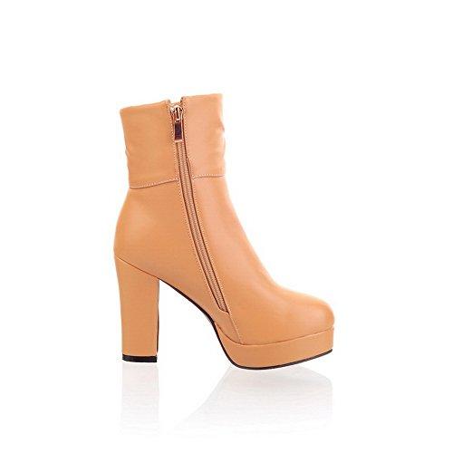 Balamasa Yellow Stivaletto A Donna Pantofole qxZYxazF