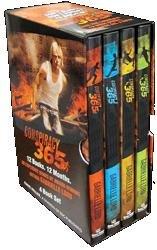 Conspiracy 365, Set of 4 Books: September, October, November, and December (Conspiracy 365, September, October, November, and December)