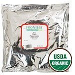 Frontier Bulk Ginger Root, Cut & Sifted, ORGANIC, 1 lb. package by USA