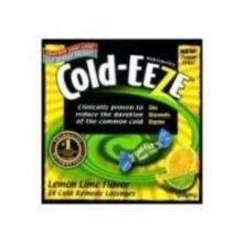 Cold-Eeze Original Natural Lemon Lime Cold Remedy Lozenge - 18 per pack -- 6 packs per case.