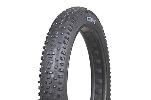 Terrene Cake Eater Fat Bike tire: 26x4.0-33 TPI, Studded