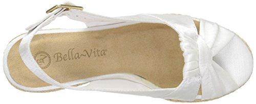 Bella Vita Seraphina II Tessile Sandalo con la Zeppa