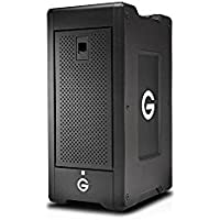 G-Technology G-SPEED Shuttle XL with ev Series Bay Adapters Hardware RAID 8-Bay Storage Solution 24TB (0G04706)