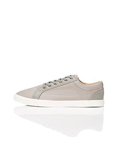 FIND Grey Grigio Stringate Uomo Sneaker Awx7BCaq