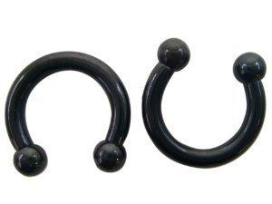 Horseshoe Circular Acrylic - 7