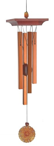 Woodstock Amber Chime- Eastern Energies ()