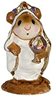 product image for Wee Forest Folk M-121bm Mini Wise Man in Robe (New 2019)
