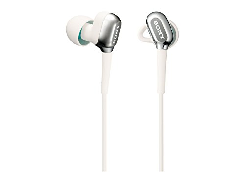 Sony XBA-C10 Balanced Armature In-Earphone - White