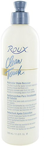 Roux Clean Touch Hair Color Stain Remover, 11.8 oz (Pack of 4)