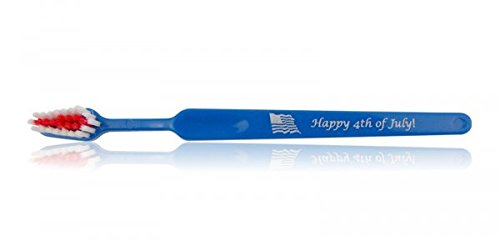 ''Happy 4th of July'' Child Toothbrush
