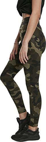 Urban Classics Leggings Ladies High Waist Camo Tech Hose Pantalon Femme