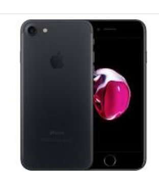 Iphone 7 Matt Black Tmobile 32 gb