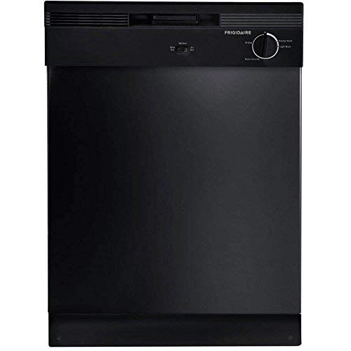 Frigidaire FBD2400KB – Black 24″ Built-In Dishwasher (Certified Refurbished)
