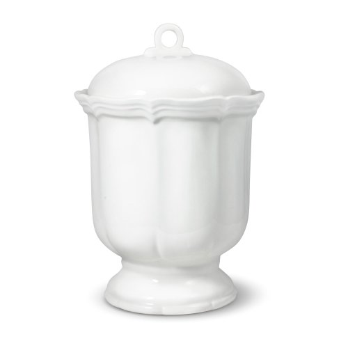 Mikasa French Countryside Sealed Canister, 56-Ounce (Crystal Canister compare prices)
