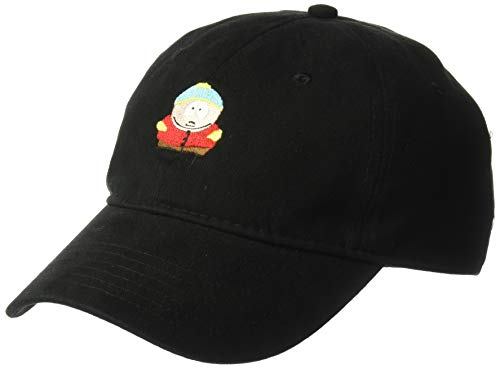CONCEPT ONE Men's South Park Eric Cartman Baseball Cap, Black, One Size