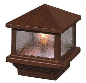 Amazon sirius 12v deck light 3 12 4x4 wood post 3 x sirius 12v deck light 3 12quot 4x4 wood post sciox Choice Image