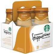 o Caramel Chilled Coffee Drink, 9.5 fl oz, 4 count(Case of 2) ()