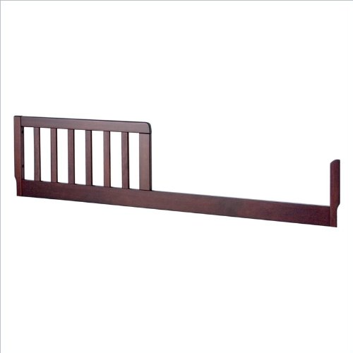 DaVinci Toddler Bed Conversion Rail Kit in Cherry