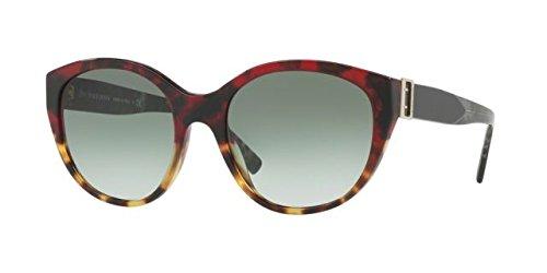 Sunglasses Burberry BE 4242 F 36358E RED HAVANA/LIGHT HAVANA