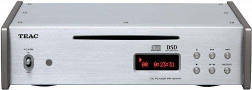 TEAC Reference 501 CDプレーヤー DSD/PCMディスク再生/ハイレゾ音源対応 シルバー PD-501HR-S B009Z9WTVU シルバー