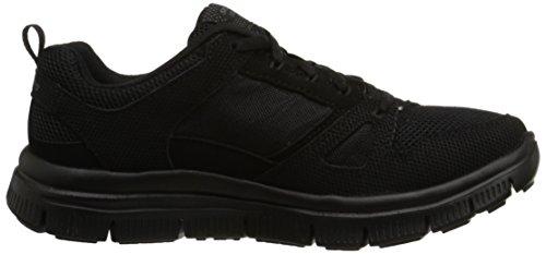 Skechers Flex Advantage Sneakers Da Bambino Nere