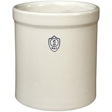 1-Gallon Stoneware Pickling Crock