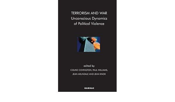 terrorism and war williams paul knox jean covington coline arundale jean