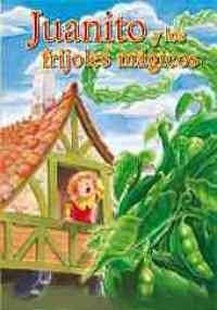Hardcover Juanito y los fr?joles m?gicos/Jack and the Beansstalk [Spanish] Book