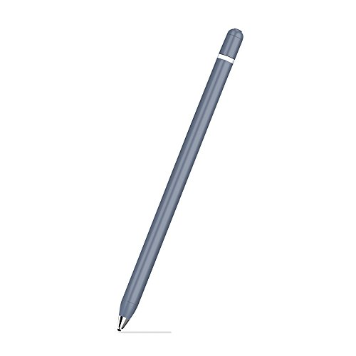 Pendorra Rechargeable Stylus Pen, Fine Point Precision Drawing Handwriting Styli Pens for Capacitive Touch Screen Devices Cell Phones,Tablets,Computers fit for iPad, iPhone, Samsung (Grey)