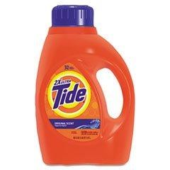 PGC13878CT - Procter Gamble Professional Tide 32 Loads Liquid Detergent