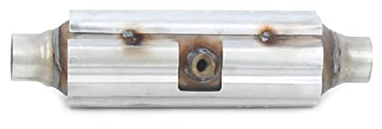 Catalytic Converter-EPA Standard Universal Converter Walker 15052