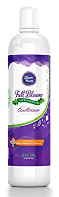 Hair Loss Conditioner - Hair Growth Conditioner Help- Natural Alopecia Treatment for Women SLS Free Conditioner - Coconut Oil for Hair Growth (Pairs w/ Hair Loss Shampoo & Hair Loss Vitamins)