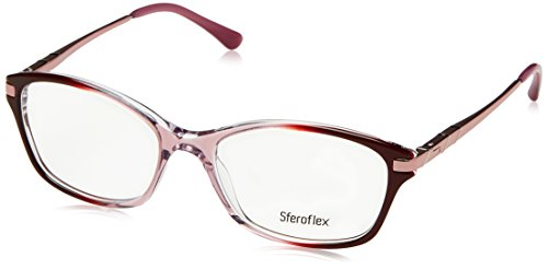 glass Frames C593-53 - Gradient Light Pink Cyclamin ()