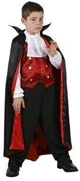 Atosa 98289 - Disfraz de vampiro para niño (3 años): Amazon.es ...