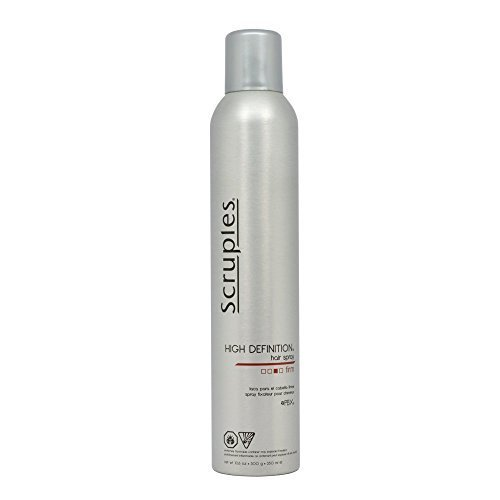 Finishing Spray Shaping (Scruples High Definition Shape Spray, 10.6 Ounce)