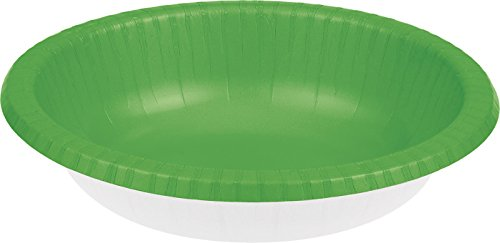 Creative Converting Touch of Color 20 Count Paper Bowl, 20 o