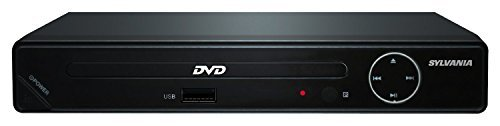 Sylvania SDVD6670 Progressive Scan Compact HDMI DVD Player,