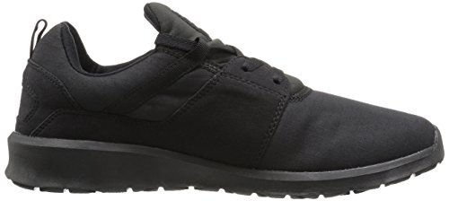 DC Heathrow da Uomo Casual Skate Shoe nero/nero/nero