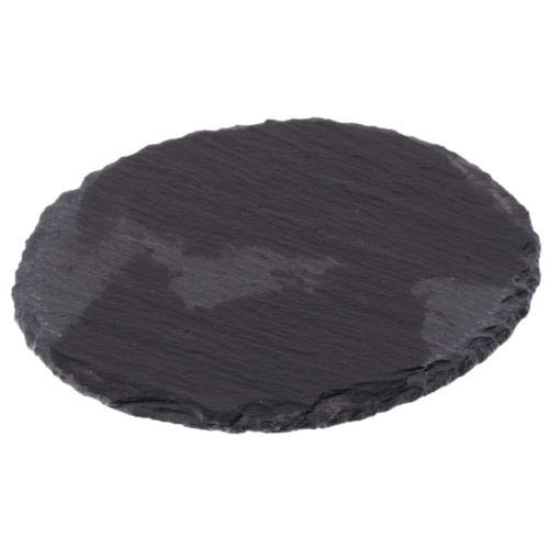 Circular FidgetGear Food Natural Rock Dish Bowl Feeder Tortoise Reptile Feeding Pot Turtle Pier Circular