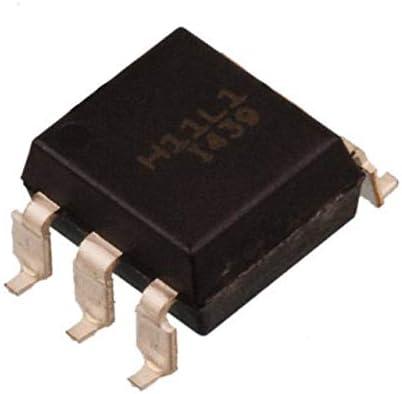 MOC3043XSM Isocom Components 2004 LTD Isolators Pack of 100 MOC3043XSM
