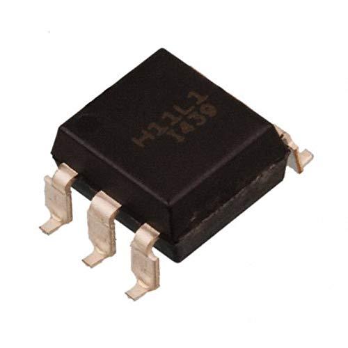 SFH617A-2XSM Isocom Components 2004 LTD Isolators Pack of 100 (SFH617A-2XSM)
