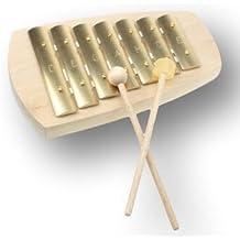 Auris Glockenspiel Xylophone Pentatonic Straight 7 Tone