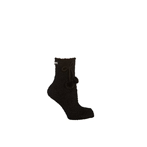 f4b9df5170 Dim Chaussette cocoon x 1 Calcetines cortos, Mujer, Negro, One Size (Tamaño