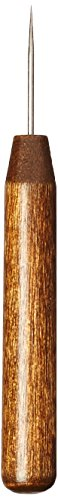 Heavy Pottery (Kemper PNH-X Heavy Duty Cut-Off Needle with Hardwood Handle, 5