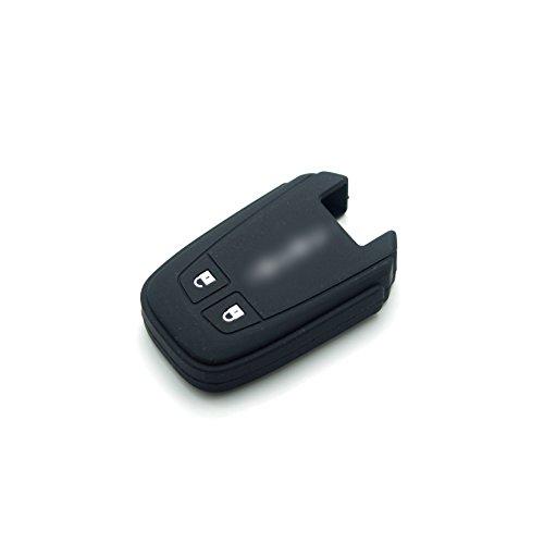 Isuzu X-series Mu-x 3.0 Silicone Protecting Remote Key Case Cover Fob Holder for All New Isuzu D-max / Mu-x 3.0 / X-series (Black)