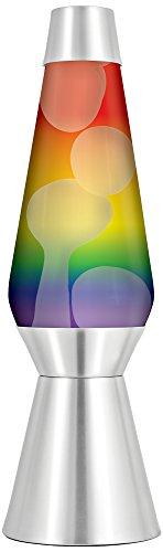 Lava Lite 6851 27 Inch Lava Grande Lava Lamp White Wax 7