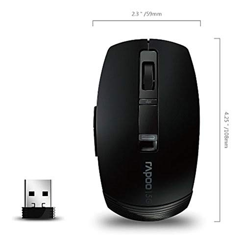 Top 10 Rapoo Bluetooth Mouse Macs of 2019 - Best Reviews Guide