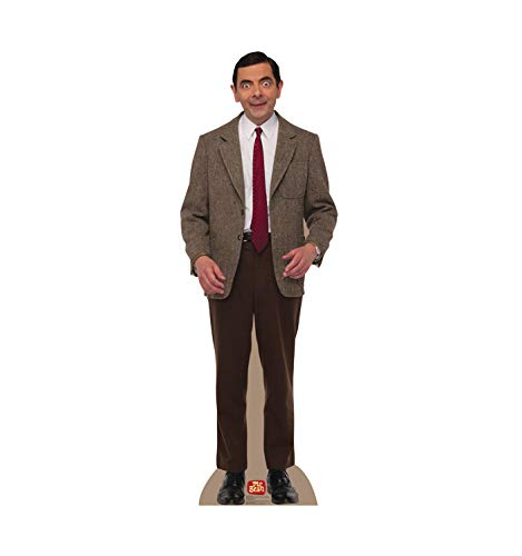 Advanced Graphics Mr. Bean Life Size Cardboard Cutout Standup -