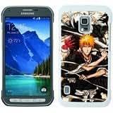 Bleach 8 White Samsung Galaxy S5 Active Shell Phone Case,Beautiful Look
