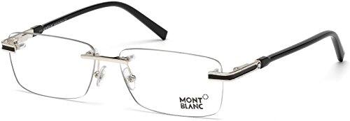 Eyeglasses Montblanc MB 0679 028 shiny rose - For Blanc Mont Eyeglasses Men